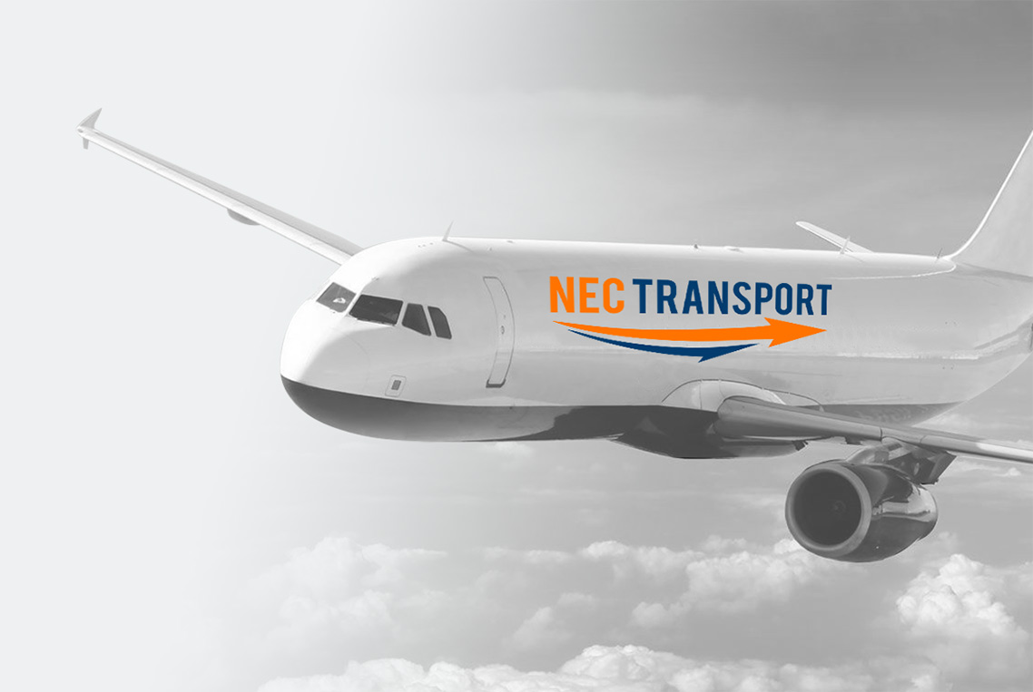 nec transport air freight com