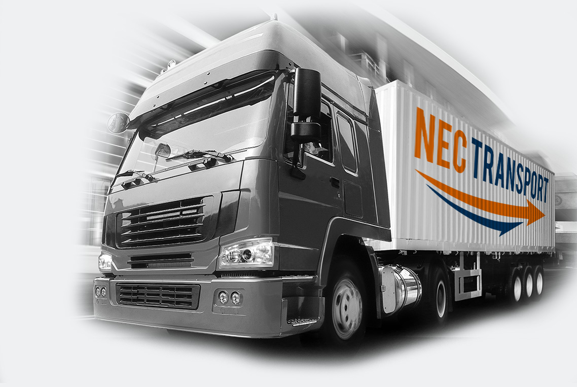 nec transport road freight